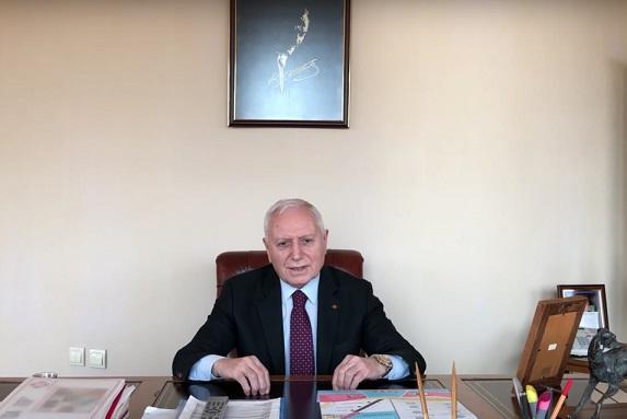Prof. Dr. Mehmet Haberal'ın öğrencilerimize mesajı!