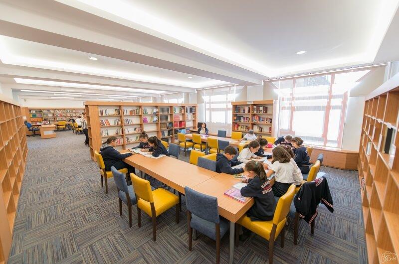 Egitim Ortamimiz Baskent Universitesi Ozel Ayseabla Okullari